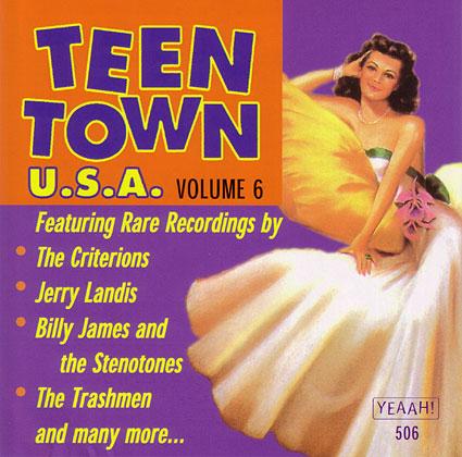 Teen Town U.S.A. Volume 6 Cover