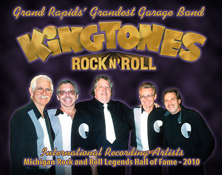 The Kingtones Band Members 2007.jpg